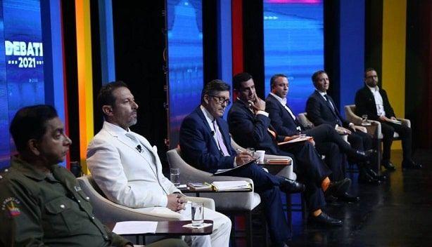 candidato a la presidencia de Ecuador