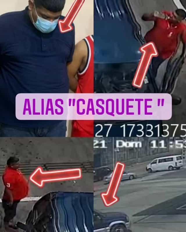 alias Casquete