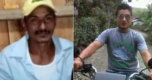Dos fallecidos en Calceta