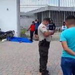 Motociclista murió en Calceta tras estrellarse contra una pared (+videos)